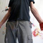Emmanuel Bernardoux, vidéaste, peintre